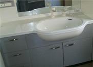 洗面所の写真