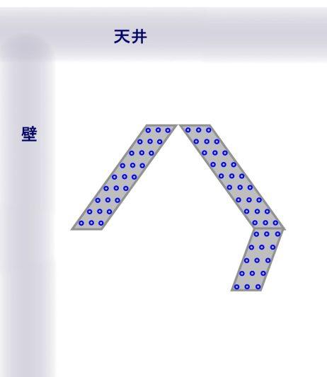エアコン断面図7
