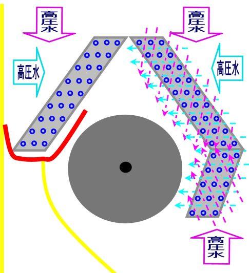 エアコン断面図4